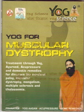 New Yoga VCD for  Muscular Dystrophy By Swami Ramdev ji in English